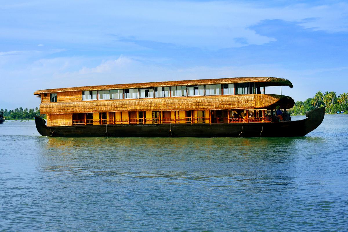 Houseboat Images Kerala Premium Houseboats